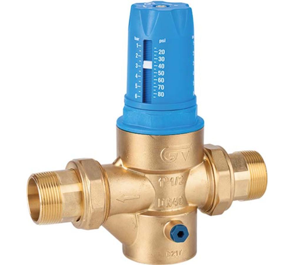 "DN8 Connector 1//4/"" Water Reducing Valve Adjustable Pressure Reducing Valves"